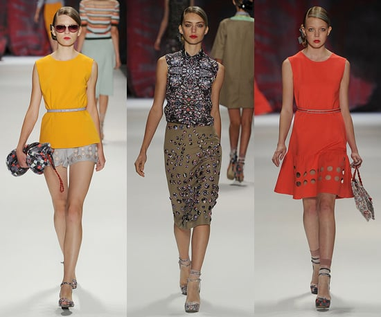 Spring 2011 New York Fashion Week: Cynthia Rowley 2010-09-11 15:35:45