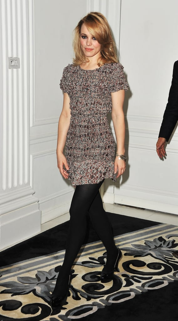 Pictures of Rachel McAdams and Harrison Ford at the French Photo Call For Morning Glory 2011-01-14 08:41:23