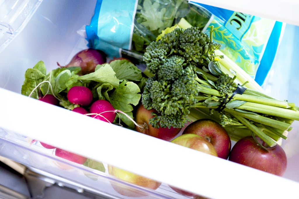 Get organized: Simplifying and constantly cleaning out your fridge will help you on your weight-loss journey. Reorganizing your fridge and bringing healthy goods to the front can make a big difference in your cooking and diet.  Take prep seriously: Prep produce in advance and chop everything early in the week. Even if you don't have specific recipes in mind, wash, chop, and peel your favorite veggies. From there, you're just 10 minutes away from a healthy stir-fry, soup, or pasta dish.  Store for freshness: Just tossing your produce is the fridge won't make it last. Check out this simple chart that lays out where to store your most common produce, whether at room temperature, on a refrigerator shelf, or in the crisper (the coldest fridge drawer).  Make salads for the week: Don't want to deal with cutting up a salad every single night? There's a way to make all the salads you need for your workweek at once. Whether you prefer plastic containers or mason jars, here are the directions you need to know.  DIY smoothie packs: If you're not prepared, making a smoothie can turn into a 15-minute production. These DIY smoothie packs are the perfect solution to this predicament.  Measure out ingredients: If you're following a healthy recipe with nutritional information, stick to the measurements used in the recipe. While you may think it's easy to eyeball oil, sugar, or salt quantities, you may not realize just how many tablespoons (and additional calories) you're using if you don't use proper equipment.