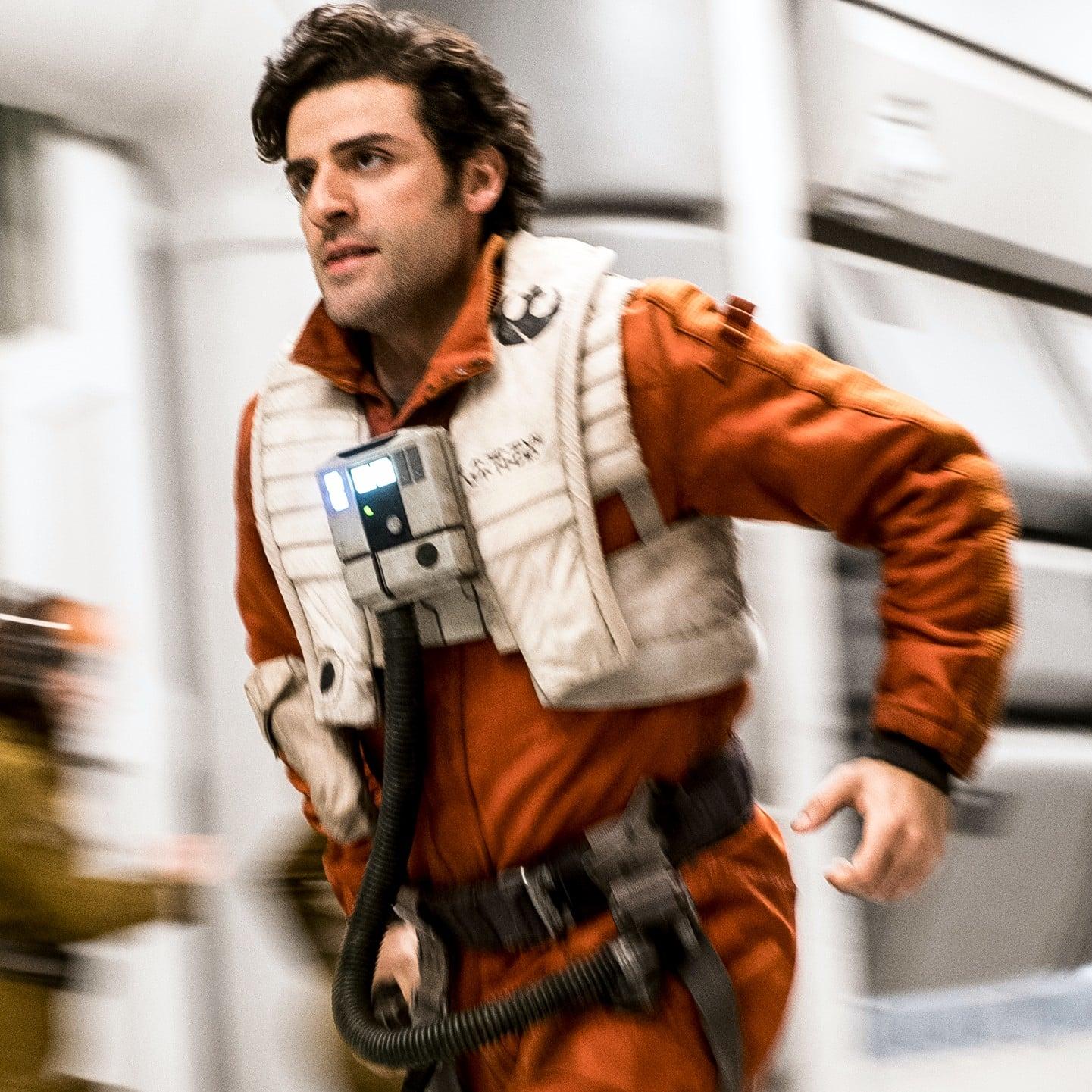 All The Cameos In Star Wars The Last Jedi Popsugar Entertainment