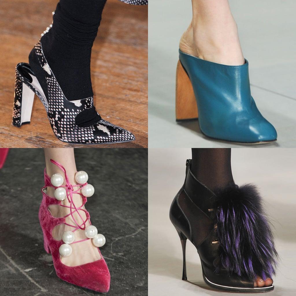 Best Shoes London Fashion Week Fall 2014