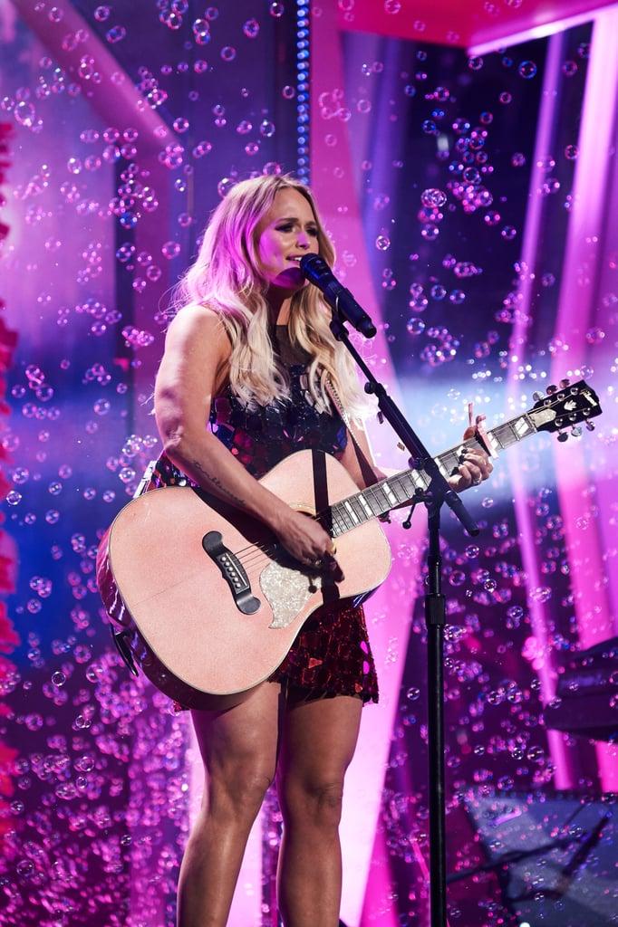 Miranda Lambert at the 2019 CMA Awards