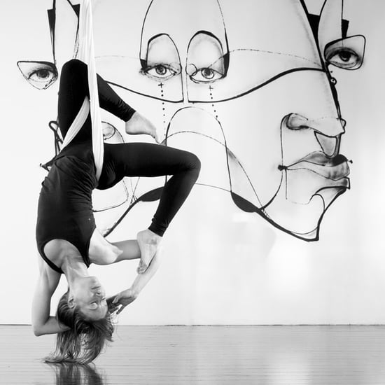Surry Hills Sky Lab: What Is Anti Gravity Yoga?