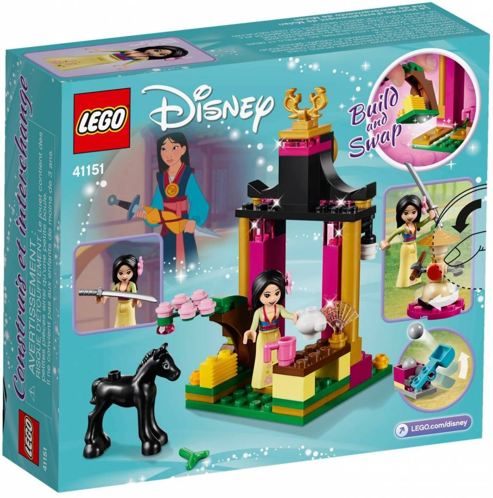 Lego Disney Princess — Mulan's Training Day