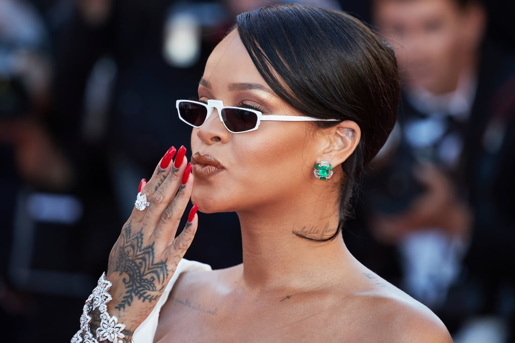 What Do Rihanna's Tattoos Mean? Here's a Guide