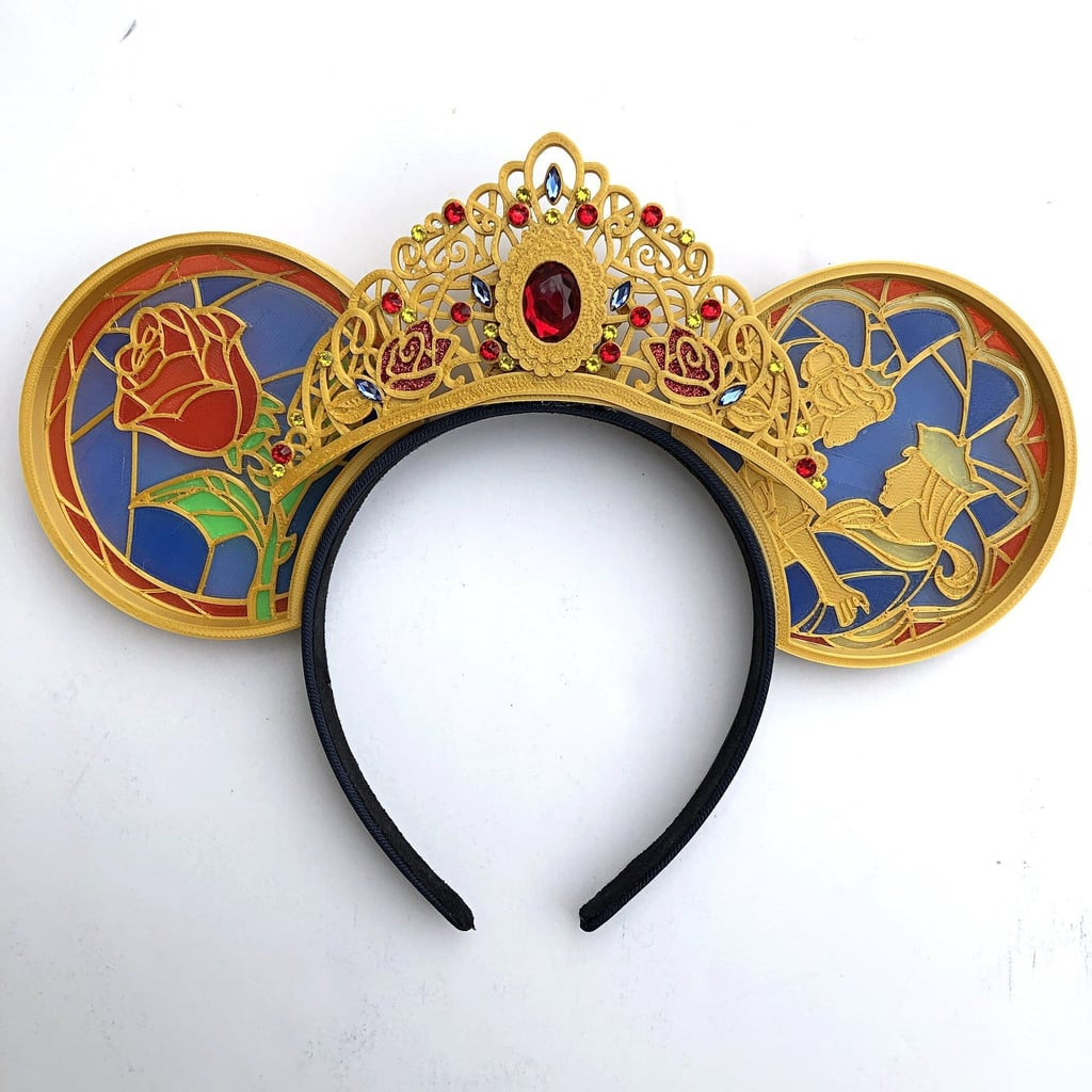 Standard Enchanted Rose Ears