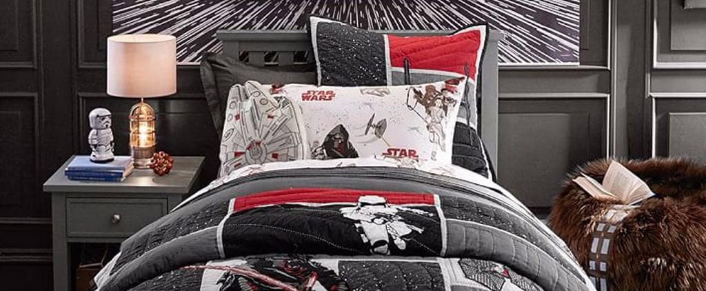 Star Wars Room Decor For Sleeping Jedi