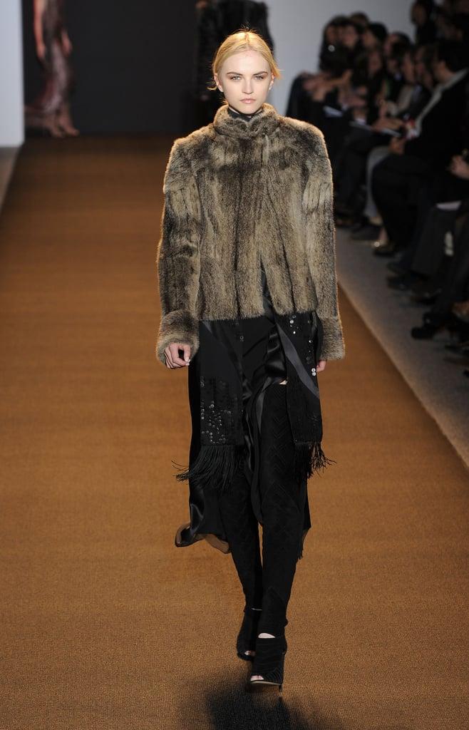 Fall 2011 New York Fashion Week: J.Mendel