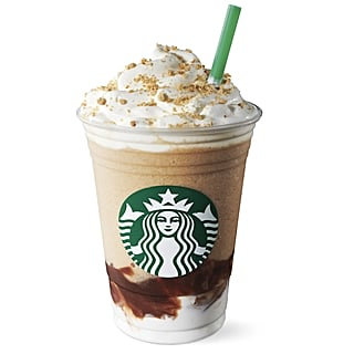 Starbucks S'mores Frappuccino April 2019
