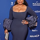 Niecy Nash at the 2020 NAACP Image Awards Dinner