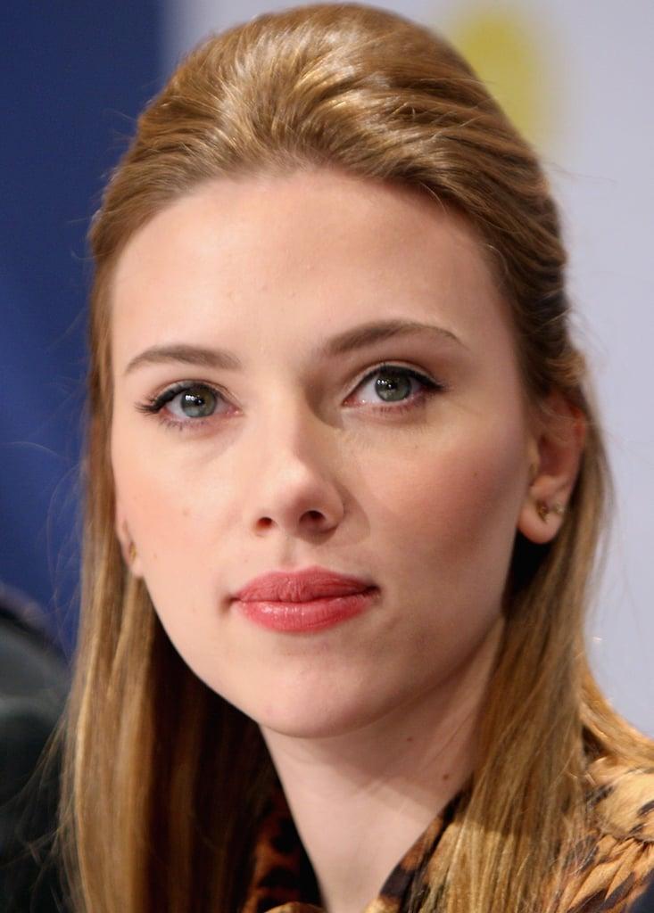 December 2008 Scarlett Johansson S Best Hair And Makeup