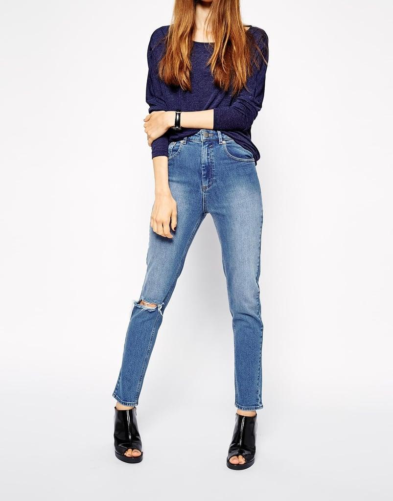 ASOS Farleigh High Waist Slim Mom Jeans ($66)