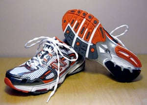 Gear Review: New Balance 1063 Running Shoes