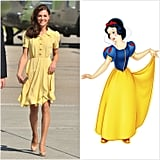 Kate as Snow White