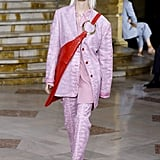 A Pink Look From the Sies Marjan Runway at New York Fashion Week