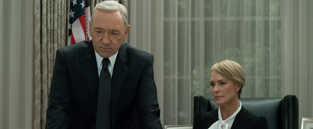 Robin Wright Quotes About Kevin Spacey Accusations Video
