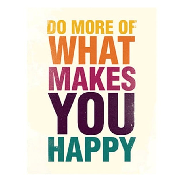 Tick those boxes and be happy  | Motivational Quotes, Lorna Jane