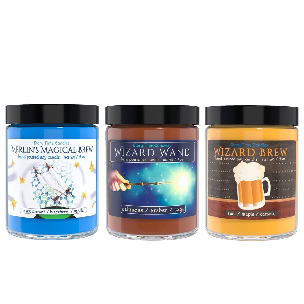 Wizard Trio Soy Wax Candles