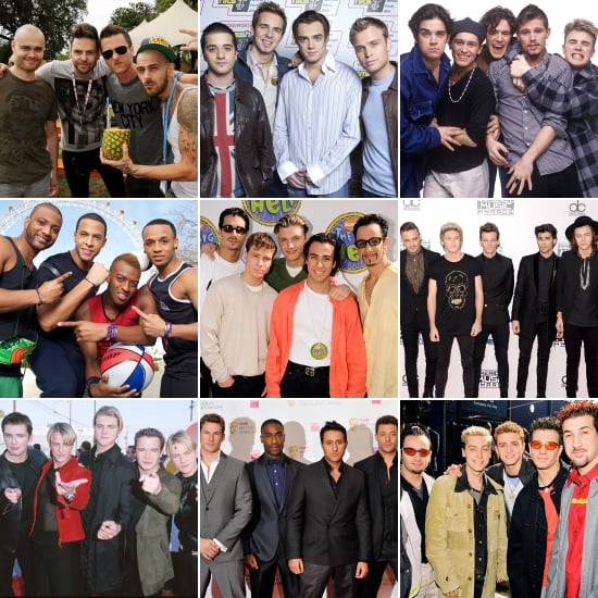 Quiz: Which Boy Band Is Your Favourite?