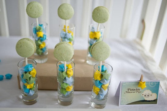 Unique Dessert Display