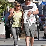 Chris Hemsworth in Santa Monica Pictures