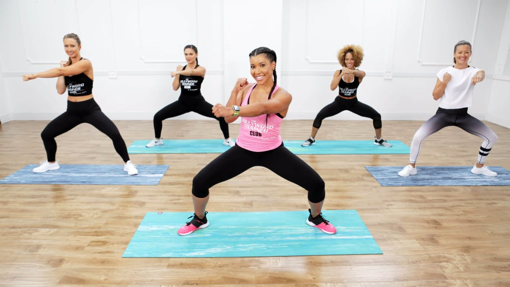 Try the 10 Most Popular POPSUGAR Fitness YouTube Workouts