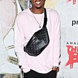 Jessie T. Usher as A-Train