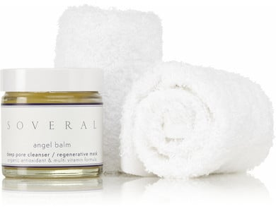 SOVERAL Angel Balm Deep Pore Cleanser And Regenerative Mask (£55)