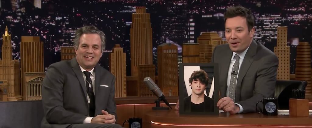 Mark Ruffalo Quotes About Noah Centineo on Fallon Show Video