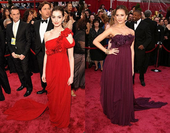 Battle of the Marchesa: Hathaway vs. Alba