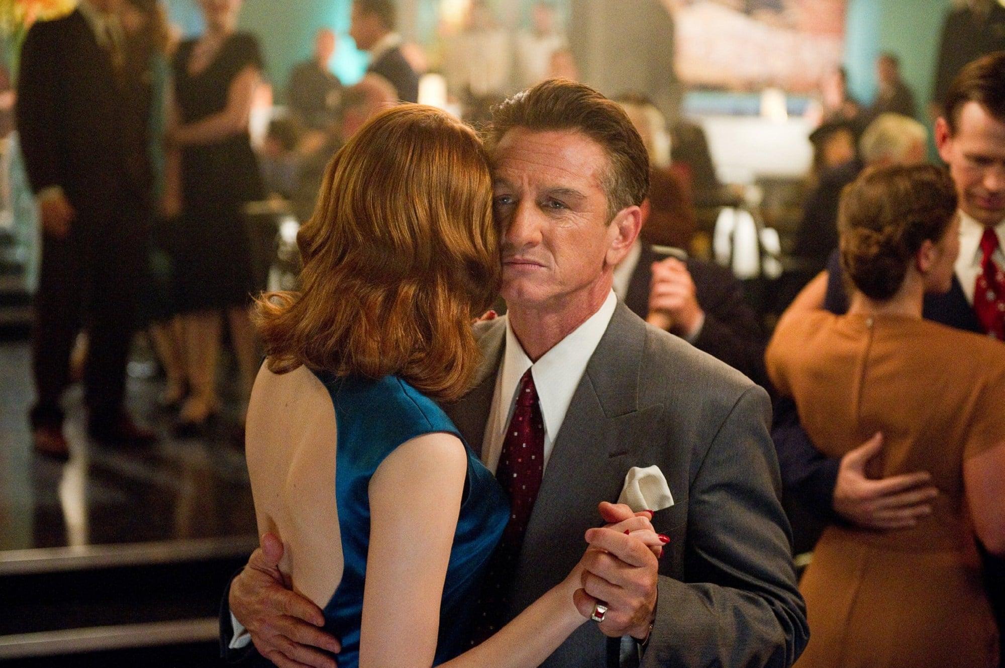 Emma Stone and Sean Penn: 28 Years