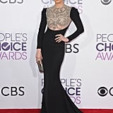 January at the People's Choice Awards in Los Angeles