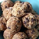 Gluten-Free: No-Bake Chocolate Chip Cookie Bites