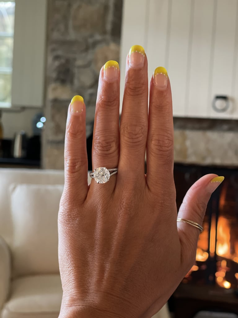 Peloton Instructor Ally Love's Engagement Ring Details