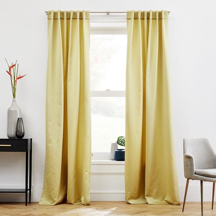 Ripple Jacquard Curtain