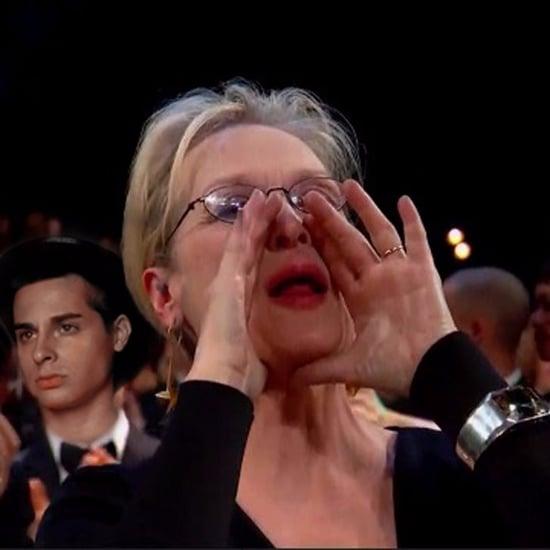 Meryl Streep Yelling Meme