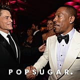 Rob Lowe and Eddie Murphy