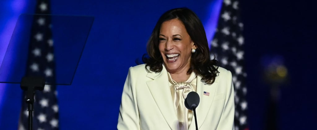 Kamala Harris Gives Acceptance Speech For Vice Presidency