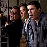 Jack Black stars in the movie, along with Odeya Rush and Dylan Minnette.