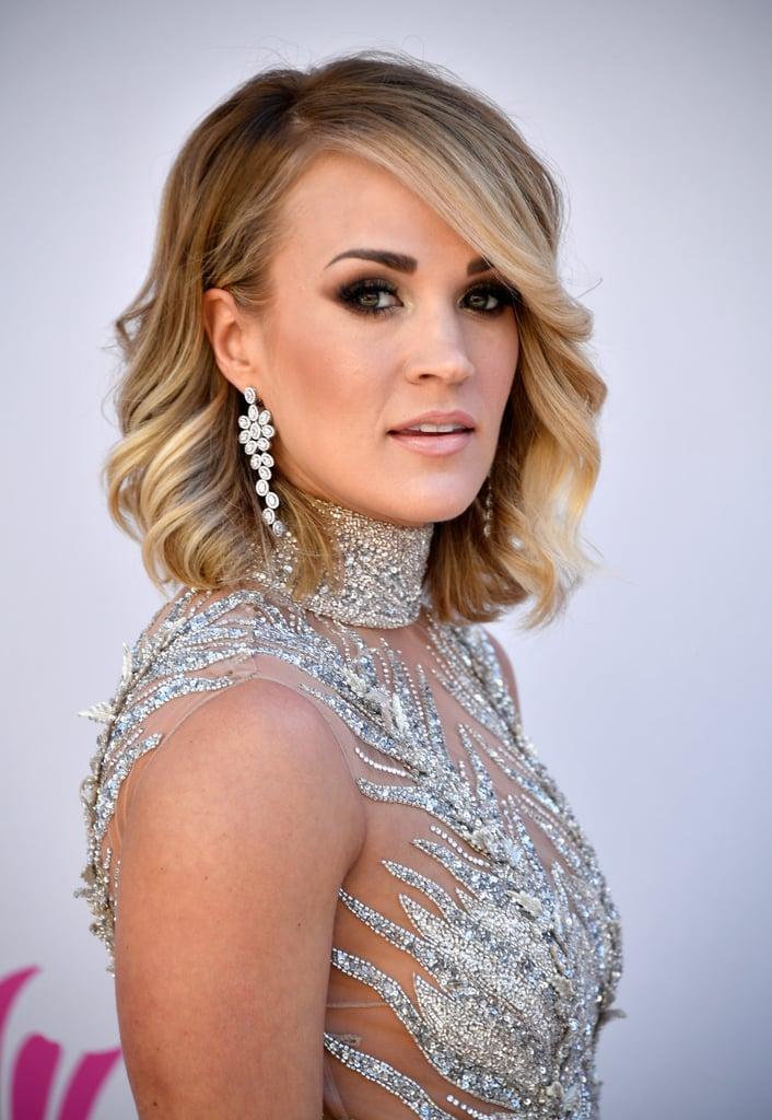 Carrie Underwood at the 2017 ACM Awards | POPSUGAR Celebrity