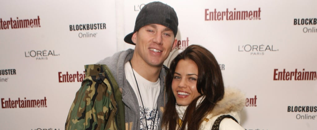 Further Proof That Channing Tatum Has Been Making Jenna Dewan Smile For Years