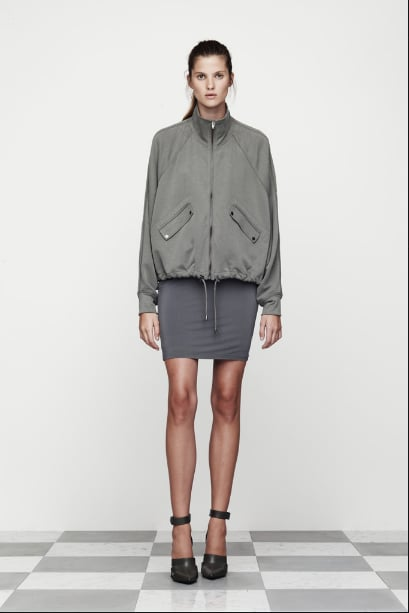 T by Alexander Wang Spring 2012