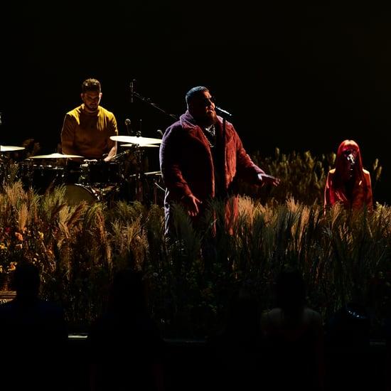 Rag 'N' Bone Man, P!NK Perform With NHS Choir at BRIT Awards