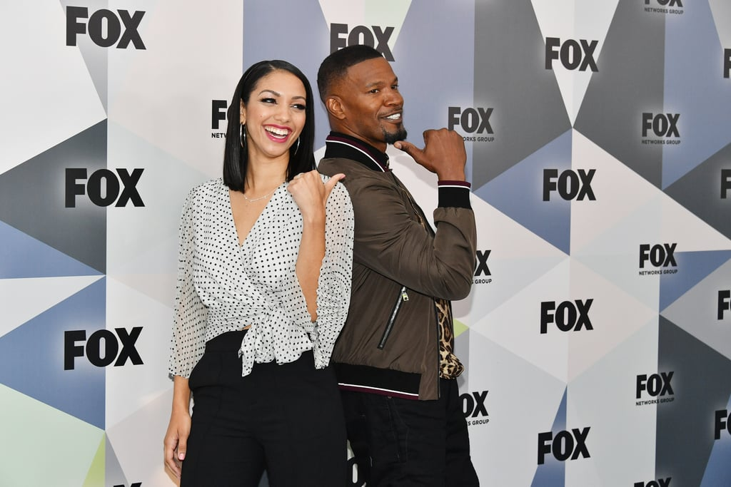 Jamie and Corinne Foxx's Cute Pictures Together