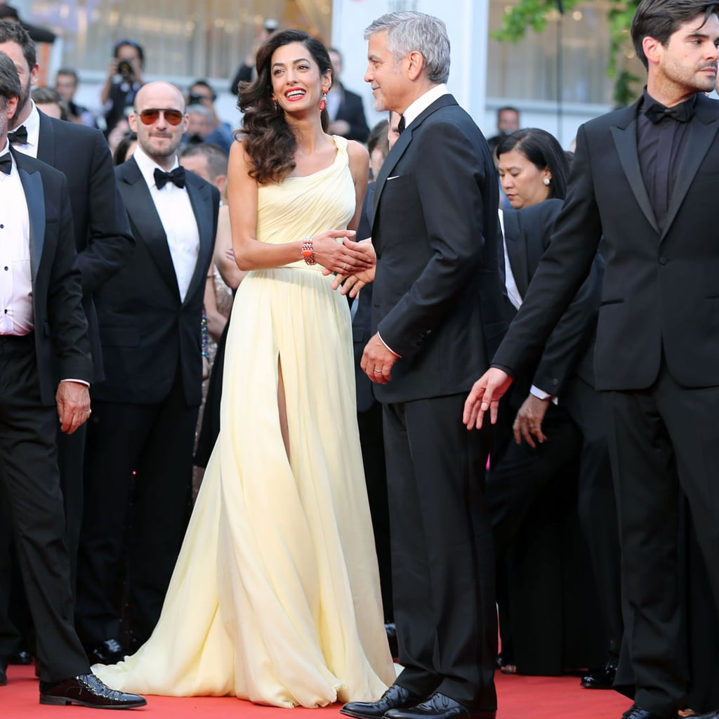 Amal Clooney's Dress at Cannes Money Monster Premiere