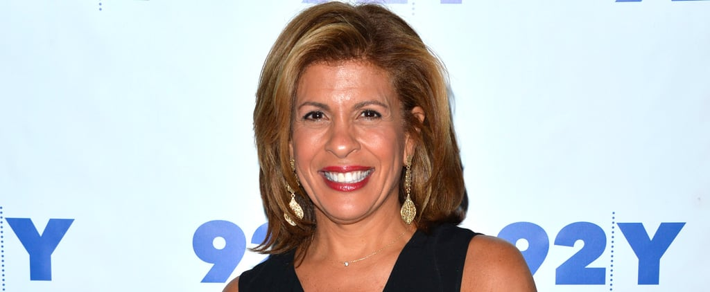 Today's Hoda Kotb Adopts a Baby Girl