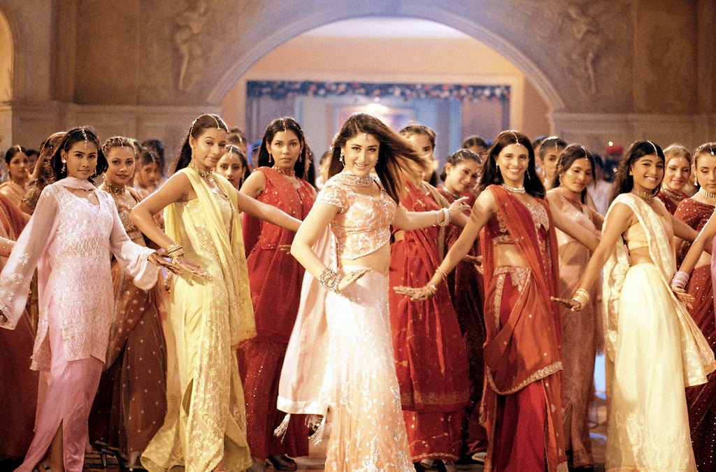 Creating Kareena Kapoor's Memorable Outfit in Kabhi Khushi Kabhi Gham
