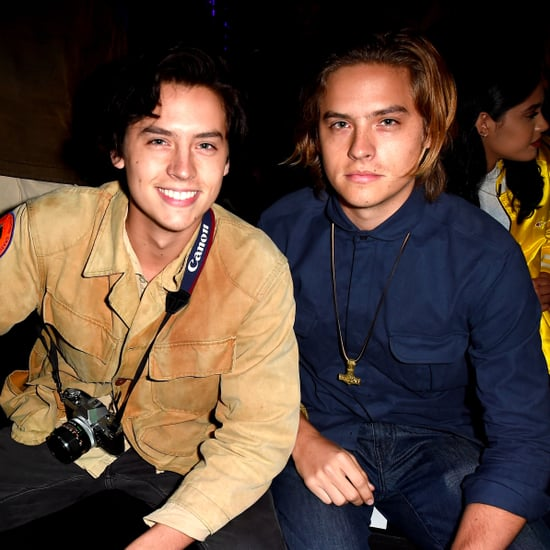 Cole and Dylan Sprouse Photos