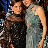 Millie Bobby Brown and Hailee Steinfeld