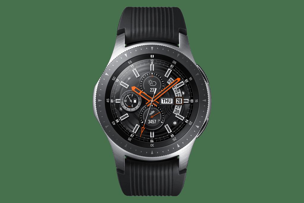 Samsung Galaxy Watch (46mm) Silver (4G LTE) Smartwatch